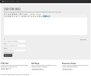 Skrip HTML-Email